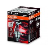 Крушка за фар Osram H4 Night Breaker Unlimited 12v, 60/55w 1бр.